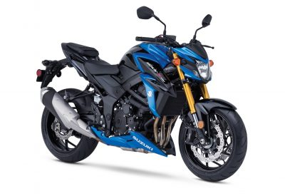2018 Suzuki GSX-S750 Suspension
