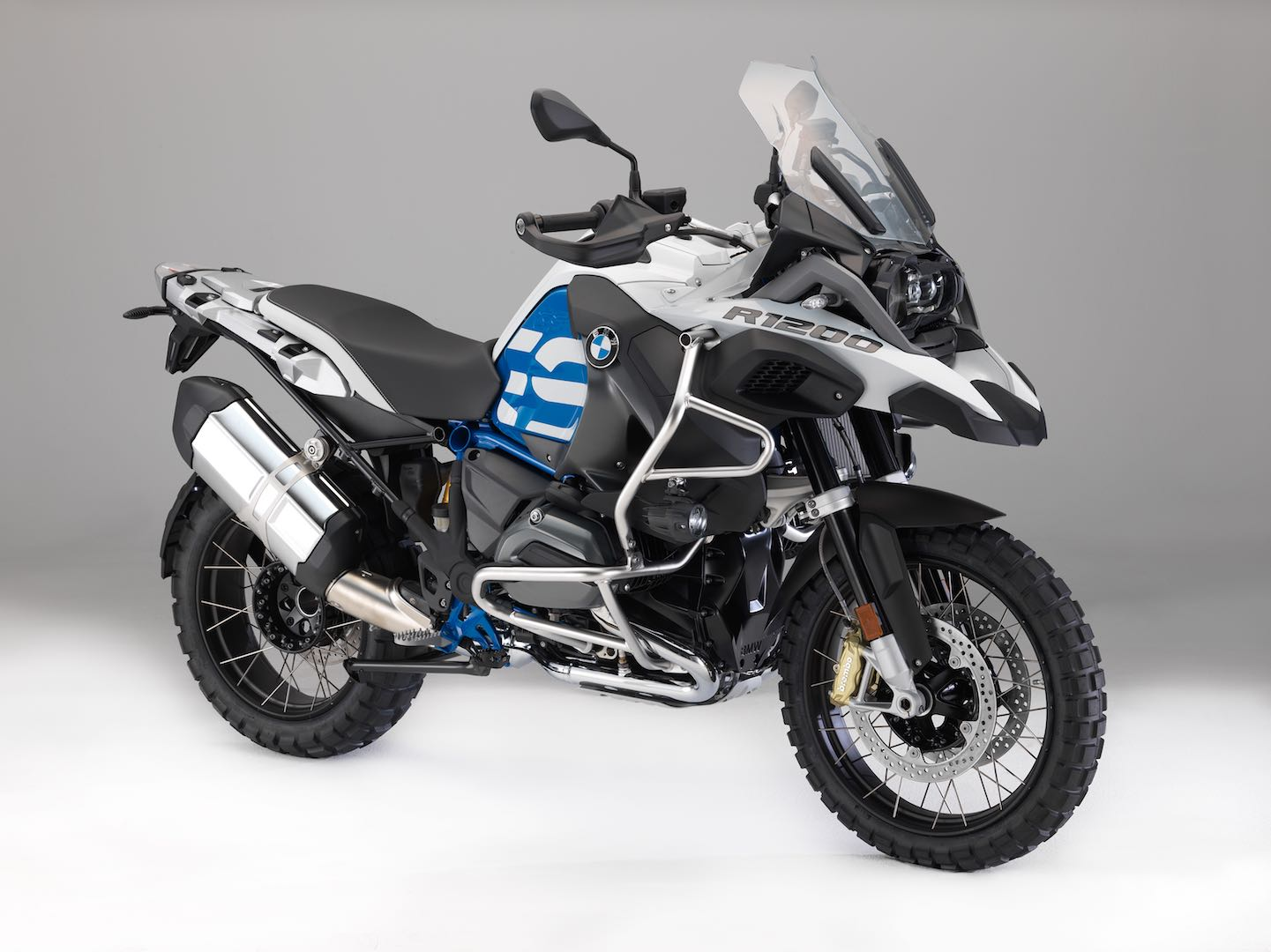 2018 BMW R 1200 GS Adventure: New Paint & Options Like ...