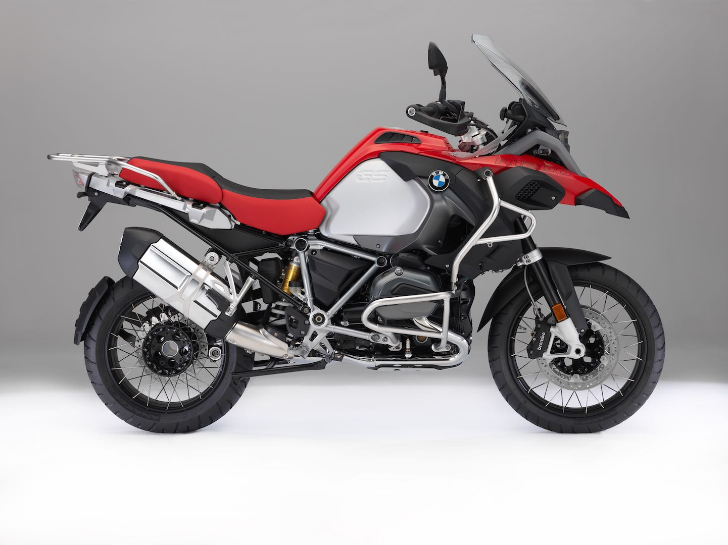 2018 bmw r 1200 gs adventure new paint options like connectivity. Black Bedroom Furniture Sets. Home Design Ideas