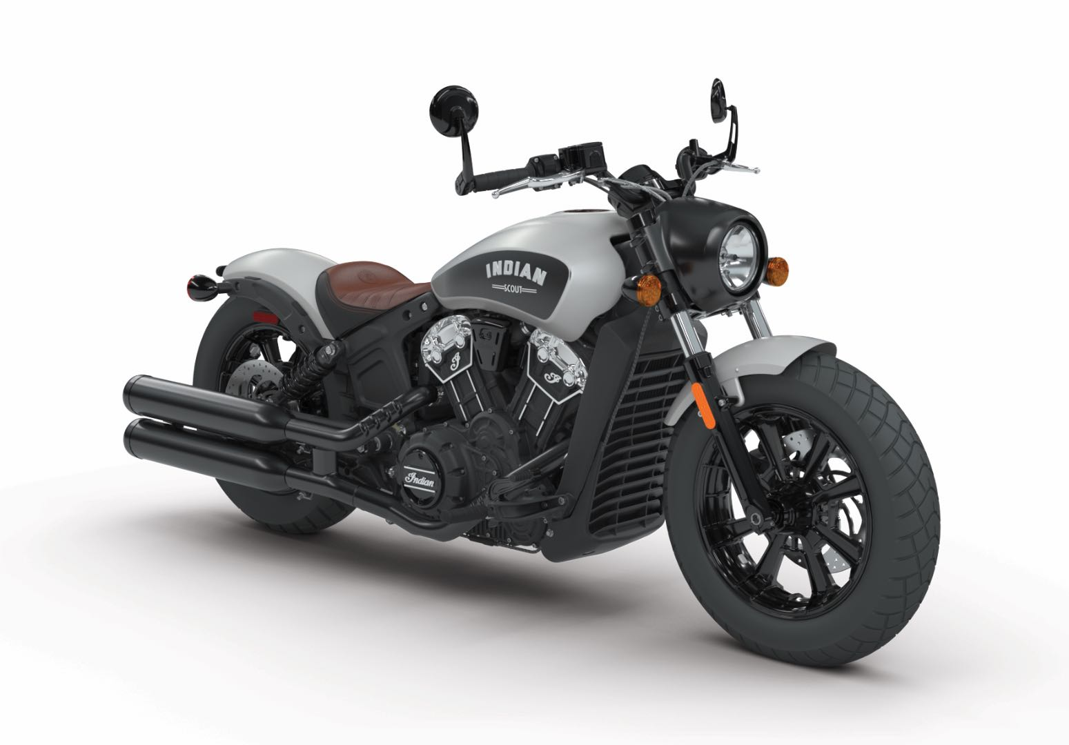 Raw, Stealthy Indian Scout Bobber Unveiled: Details and Images Inside