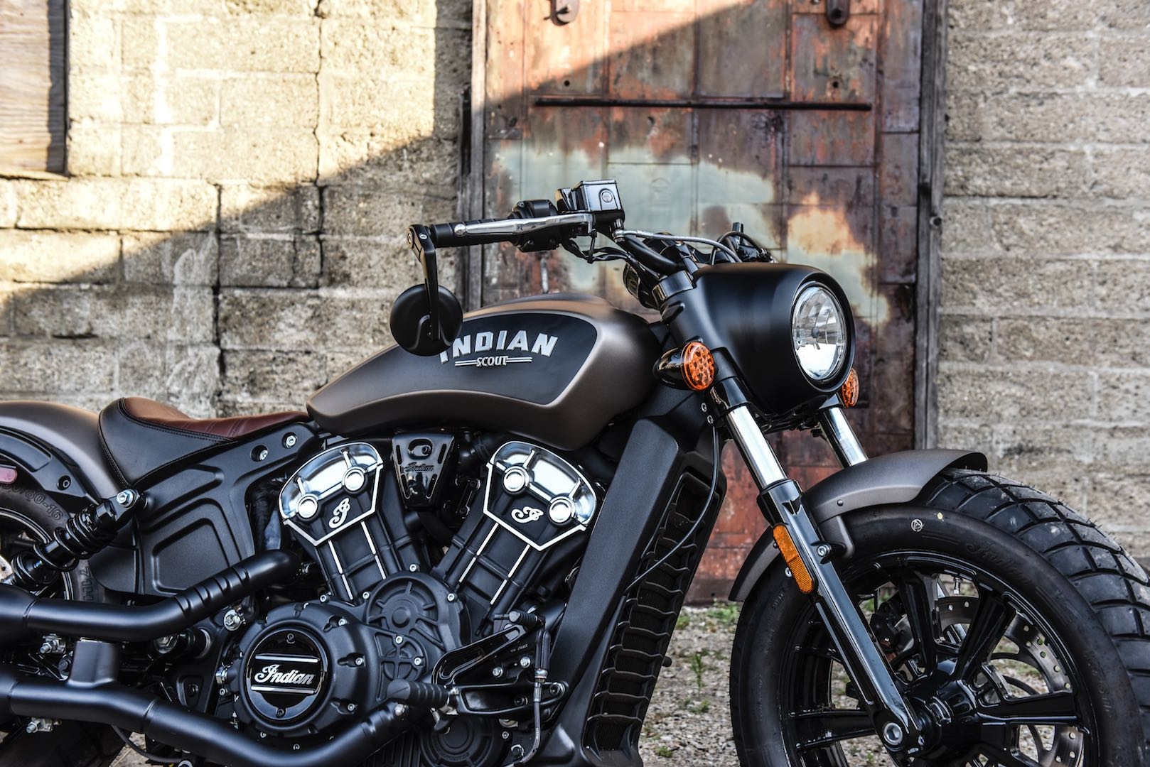 2018 Indian Scout Bobber