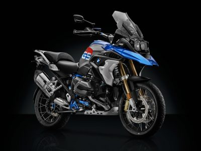 2017 BMW R 1200 GS Rizoma loaded with parts