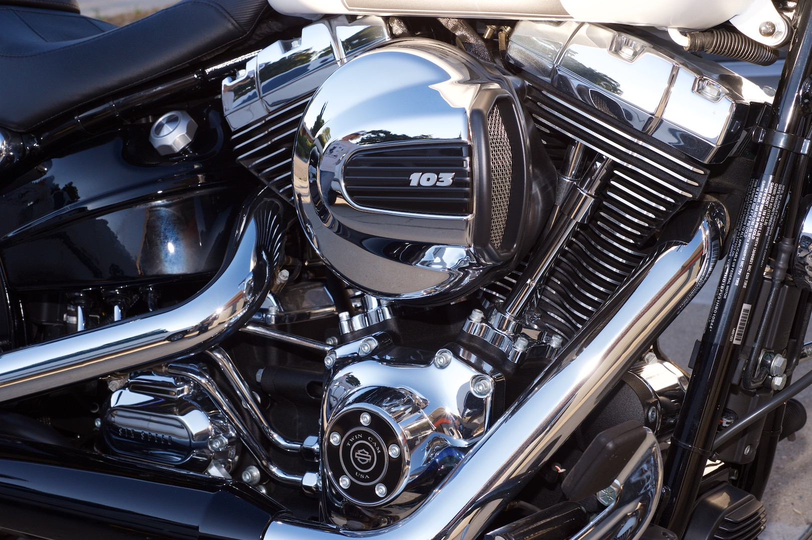 2017 Harley Davidson Softail Breakout Review Go Straight