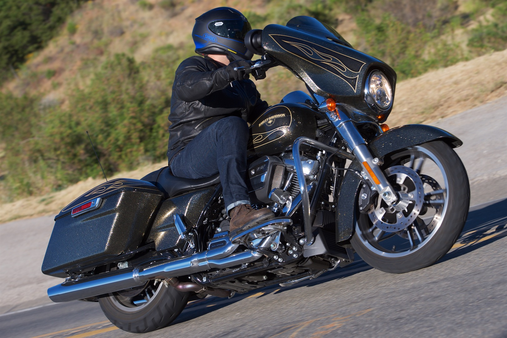 Top 20 Motorcycles Of 2017: Harley-Davidson Street Glide