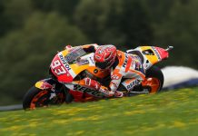 2017 Austria MotoGP Qualifying: Honda's Marc Marquez on Pole