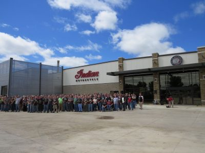 Indian Motorcycle Experience Center dates