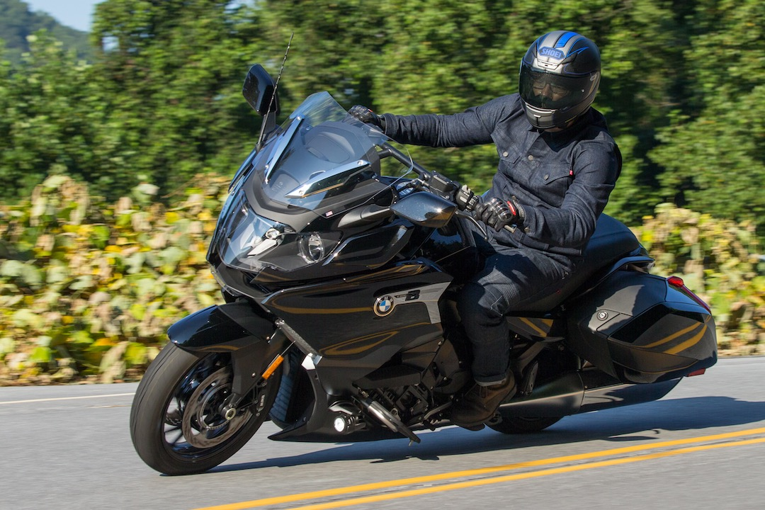 2018 Bmw K 1600 B First Ride Review 21 Fast Facts