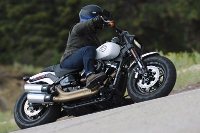 2018 Harley-Davidson Fat Bob - Milwaukee-Eight
