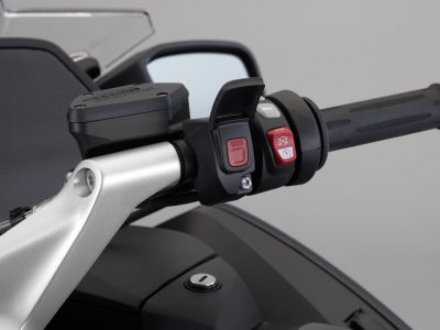 2018 BMW R 1200 RT controls