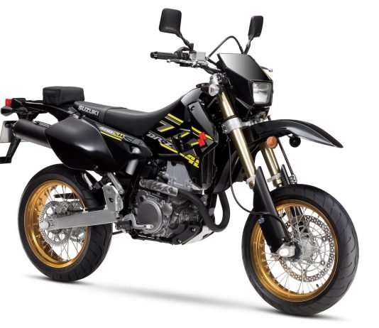 2018 Suzuki DR-Z400SM for sale