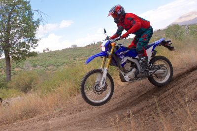 2017 Yamaha WR250R review