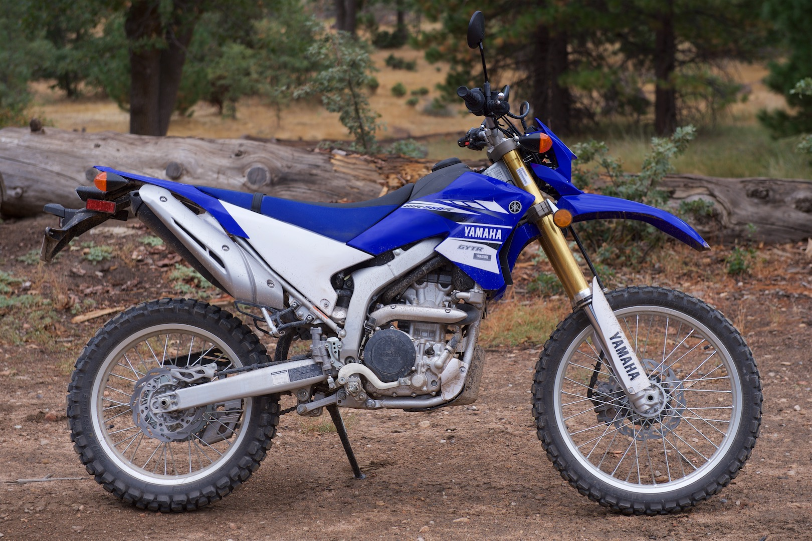 2017 Yamaha WR250R Review | A Motorcycle in the Middle