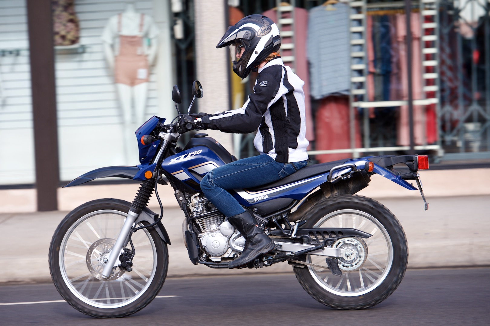 2017 Yamaha XT250 Review | Satisfying and Practical Motorcycle