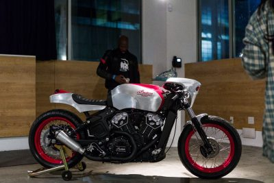 Keino Cycles Custom Bobber