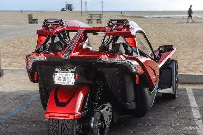Polaris Slingshot horsepower