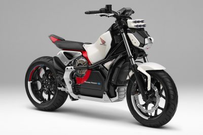 Honda Riding Assist-e Concept Motorcycle