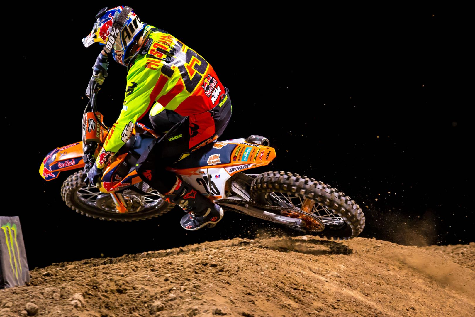 KTM's Marvin Musquin Monster Energy Cup