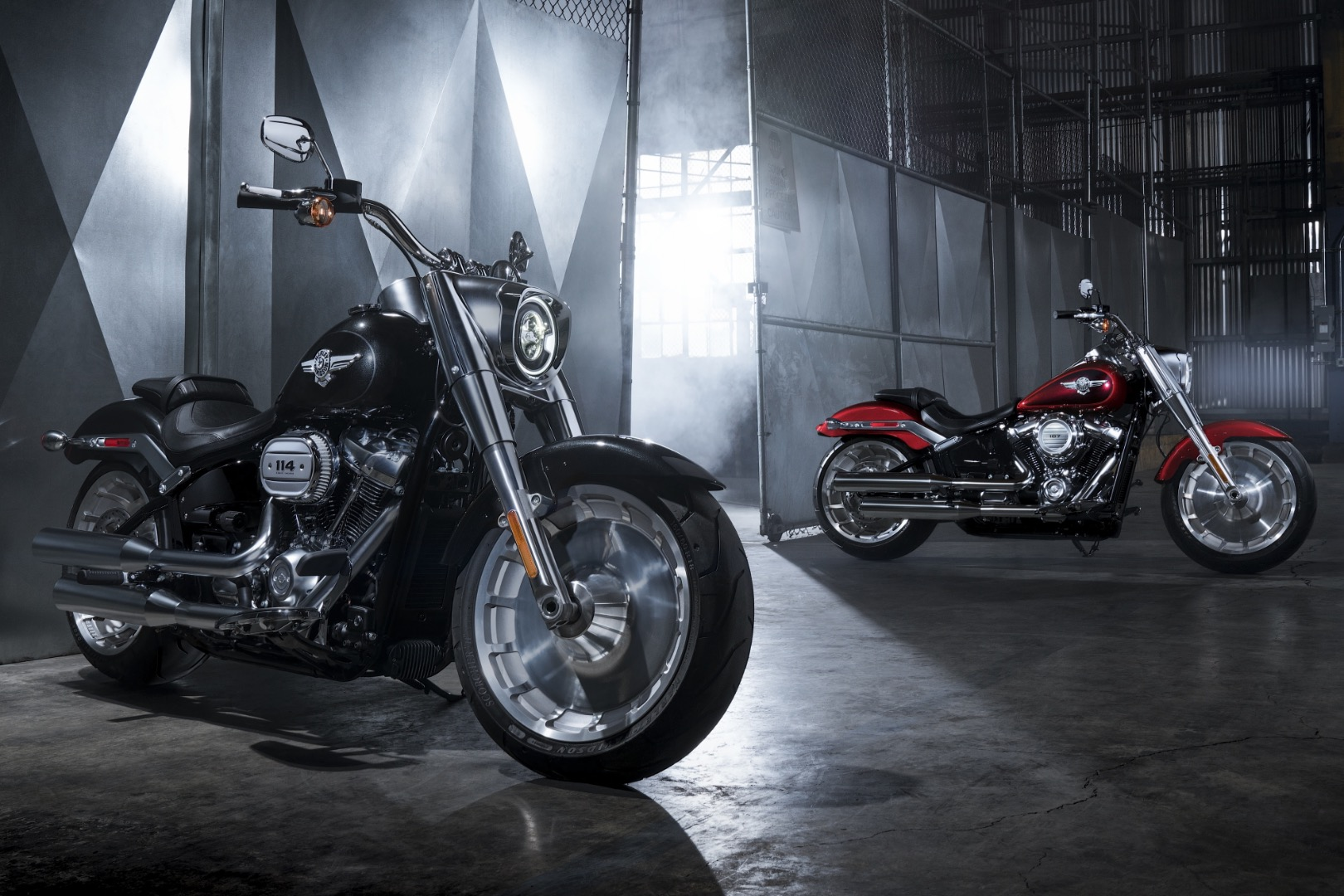 2018 Harley-Davidson Fat Boy and Fat Boy 114 Buyer's Guide | Specs & Prices