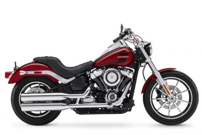 2018 Harley-Davidson Low Rider Buyer's Guide seat height