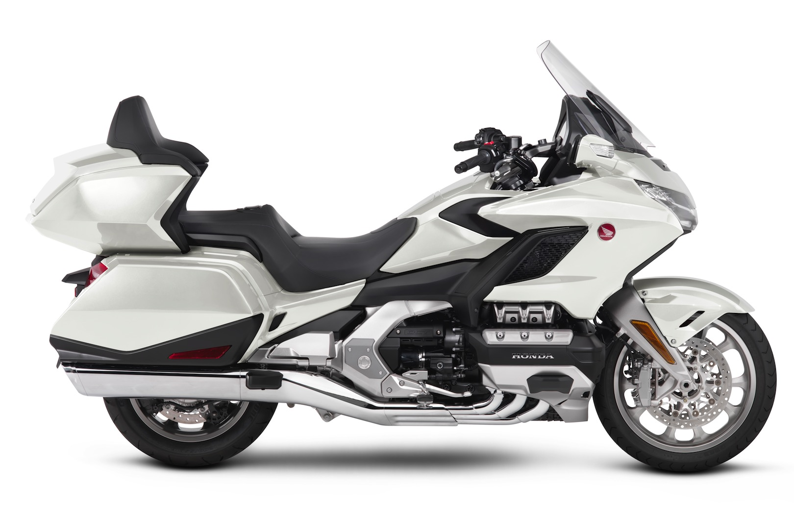 2018 Honda Gold Wing white