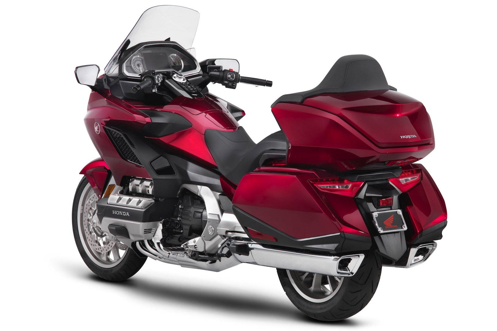 2018 honda gold wing first look 18 fast facts 2018 honda gold wing specs fandeluxe Gallery