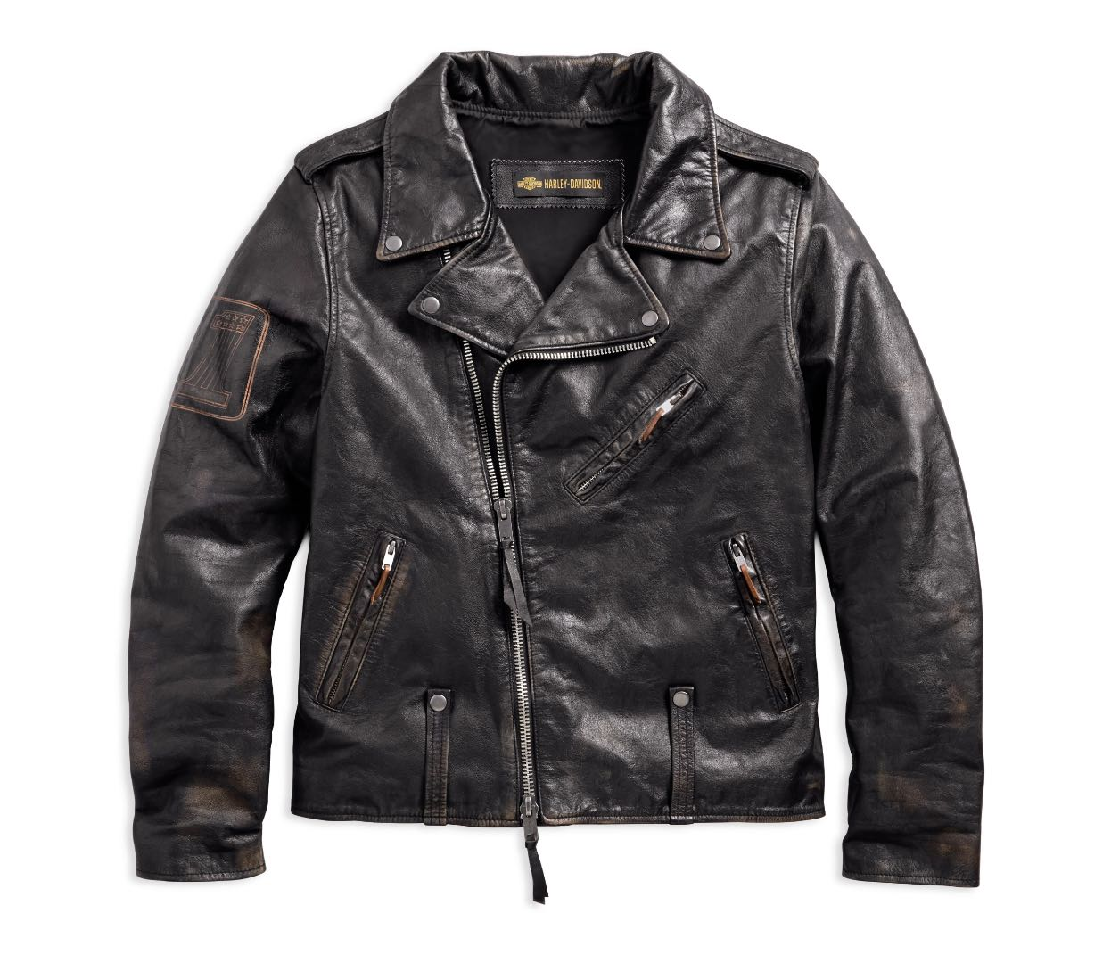Harley-Davidson 1903 Apparel Collection Leather Jacket
