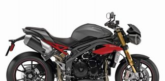 2016-2017 Triumph Speed Triple Recall