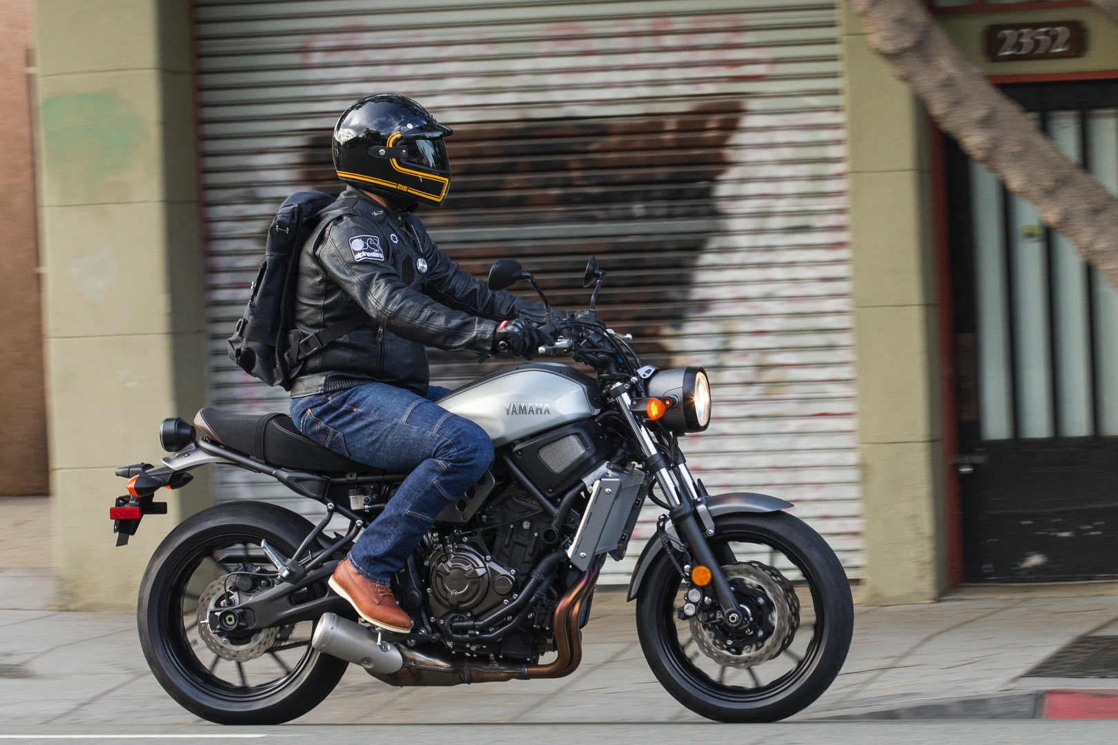 2018 Yamaha XSR700 Review | 14 Fast Facts