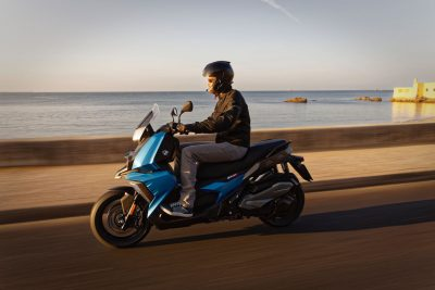 2018 BMW C 400 X Scooter specs