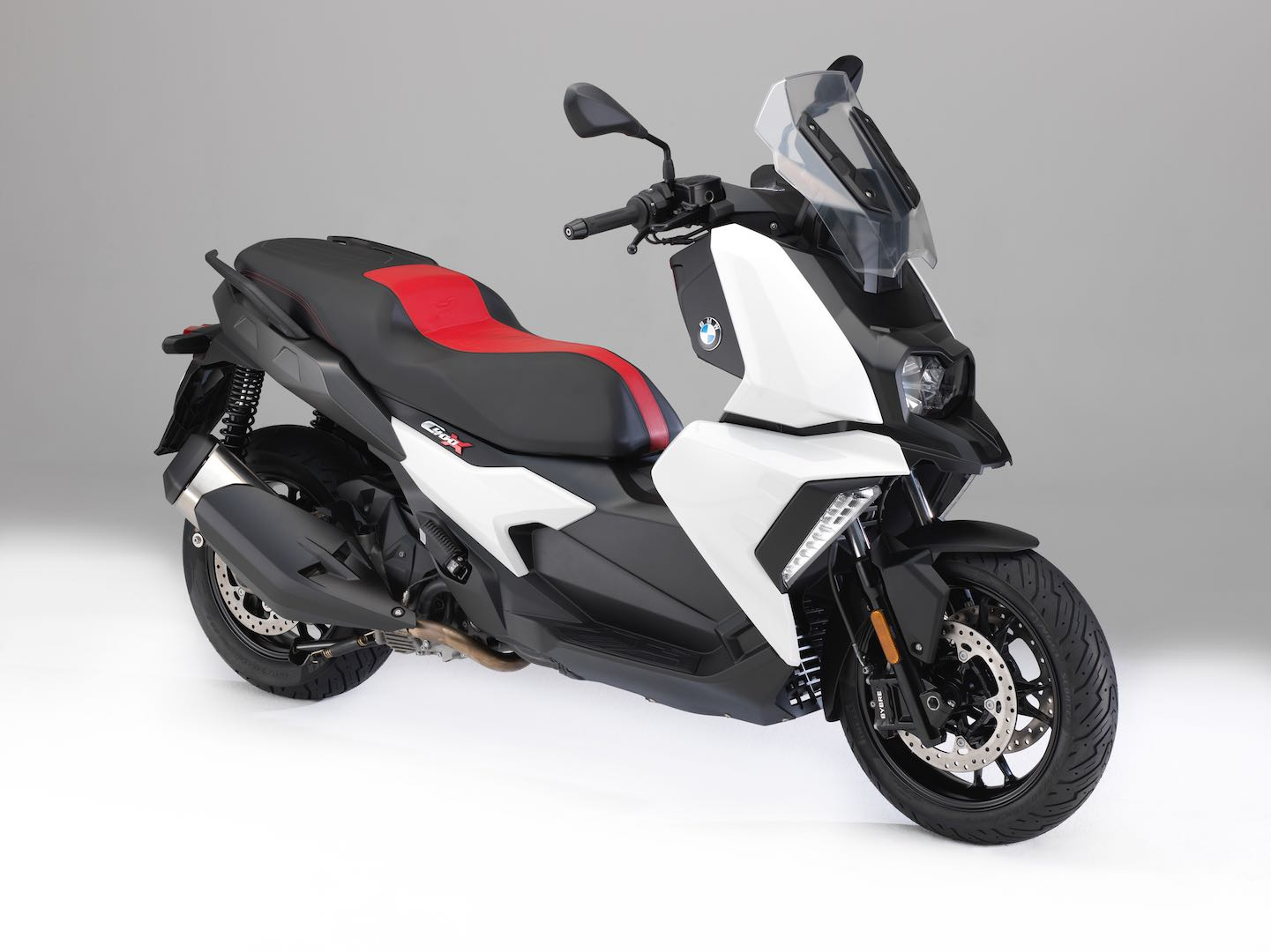 2018 BMW C 400 X Scooter color options