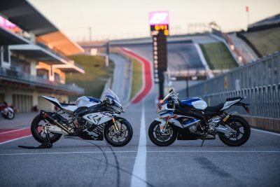 BMW HP4 Race and S 1000 RR