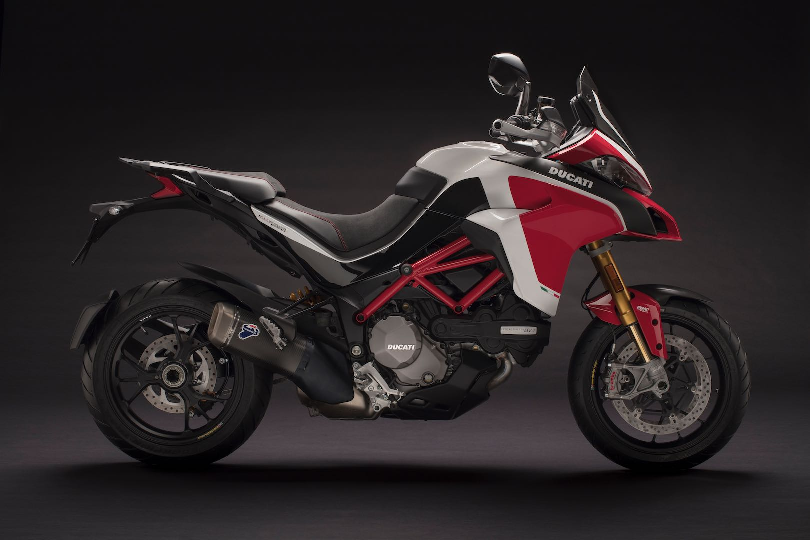 2018 ducati multistrada 1260 first look 13 fast facts video. Black Bedroom Furniture Sets. Home Design Ideas