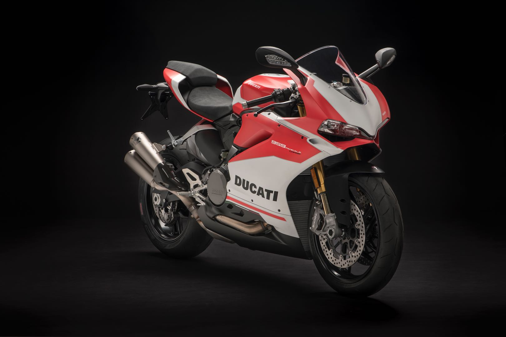 2018 ducati prices panigale v4 959 corse multistrada 1260. Black Bedroom Furniture Sets. Home Design Ideas