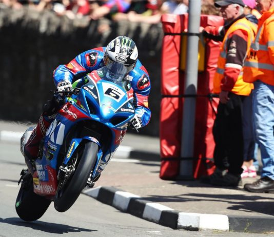 2018 Isle of Man TT Schedule Calendar