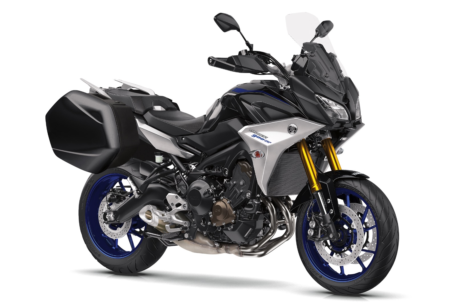 2019 Yamaha Tracer 900 GT First Look - 3/4 view
