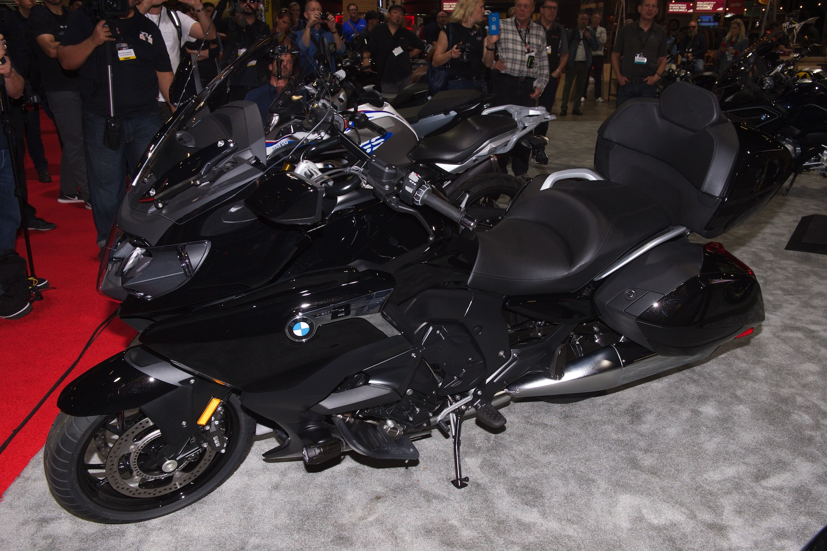 2018 BMW K 1600 Grand America touring motorcycle