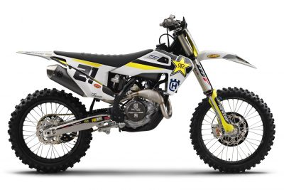 2018 Husqvarna FC 450 Rockstar Edition seat height