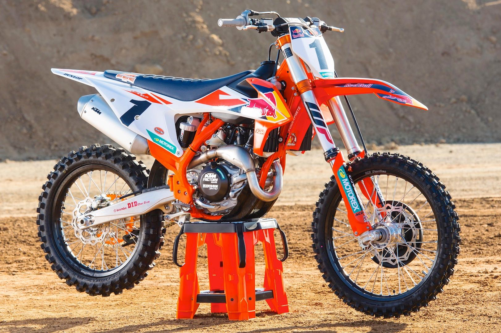 2018 KTM 450 SX-F Factory Edition horsepower
