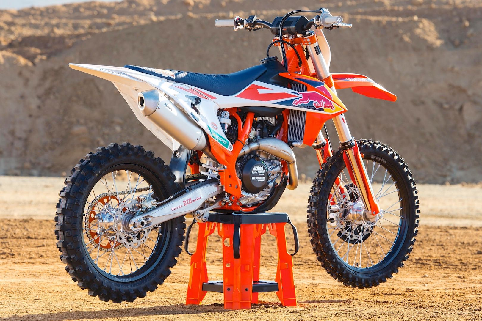 2018 Ktm 450 Sx F Factory Edition First Look 9 Fast Facts