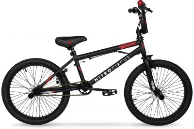 "Hyper 20"" Nitro Circus BMX Kids' Bike black"
