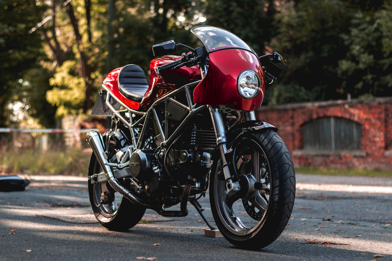 Kaspeed Custom Motorcycles Ducati 750 SS price
