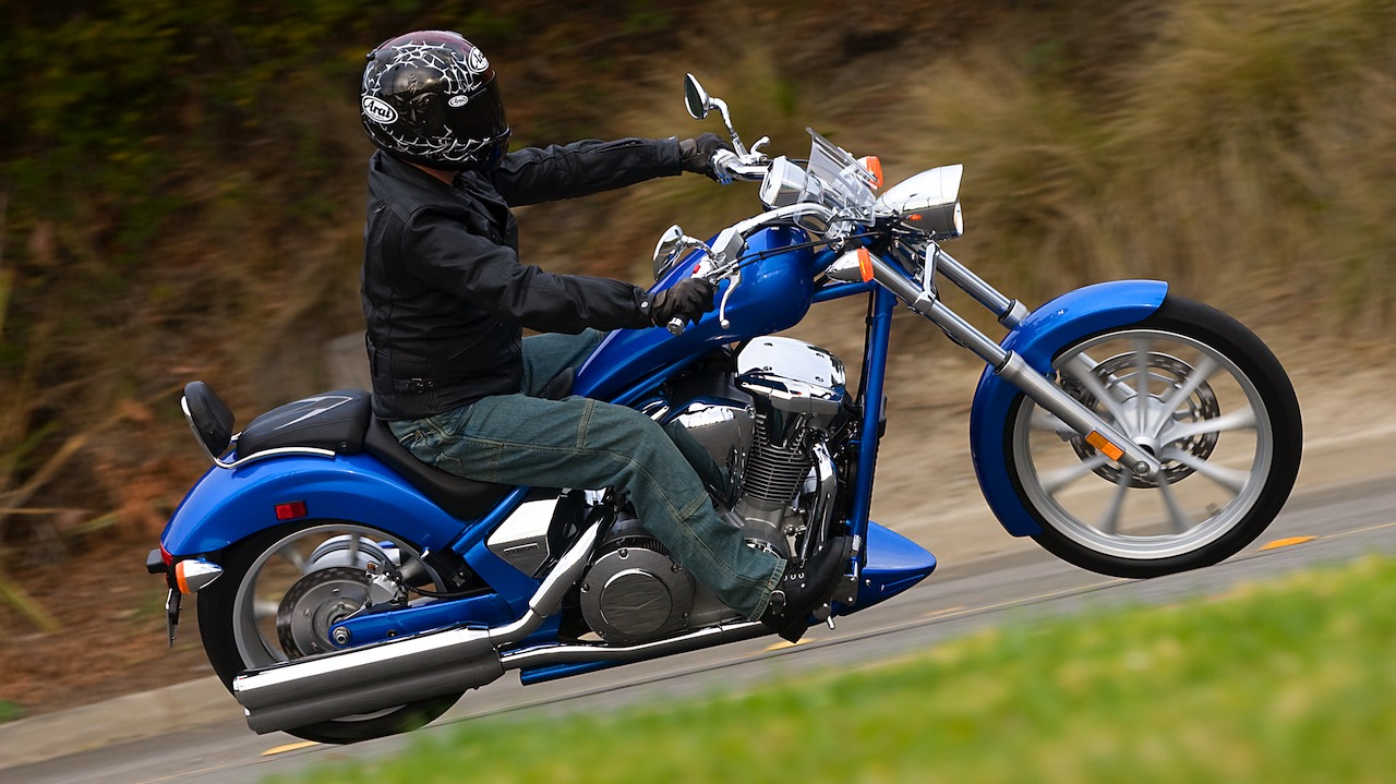 2010 Honda Fury Review