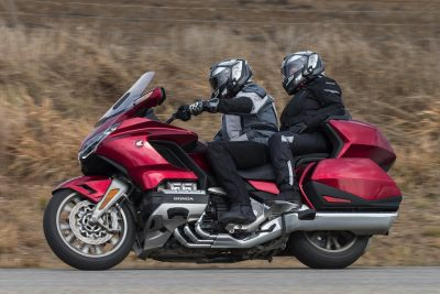 2018 Honda Gold Wing Tour DCT Review top speed