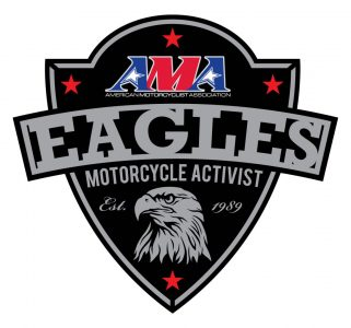 AMA Eagles Motorcycle Activist