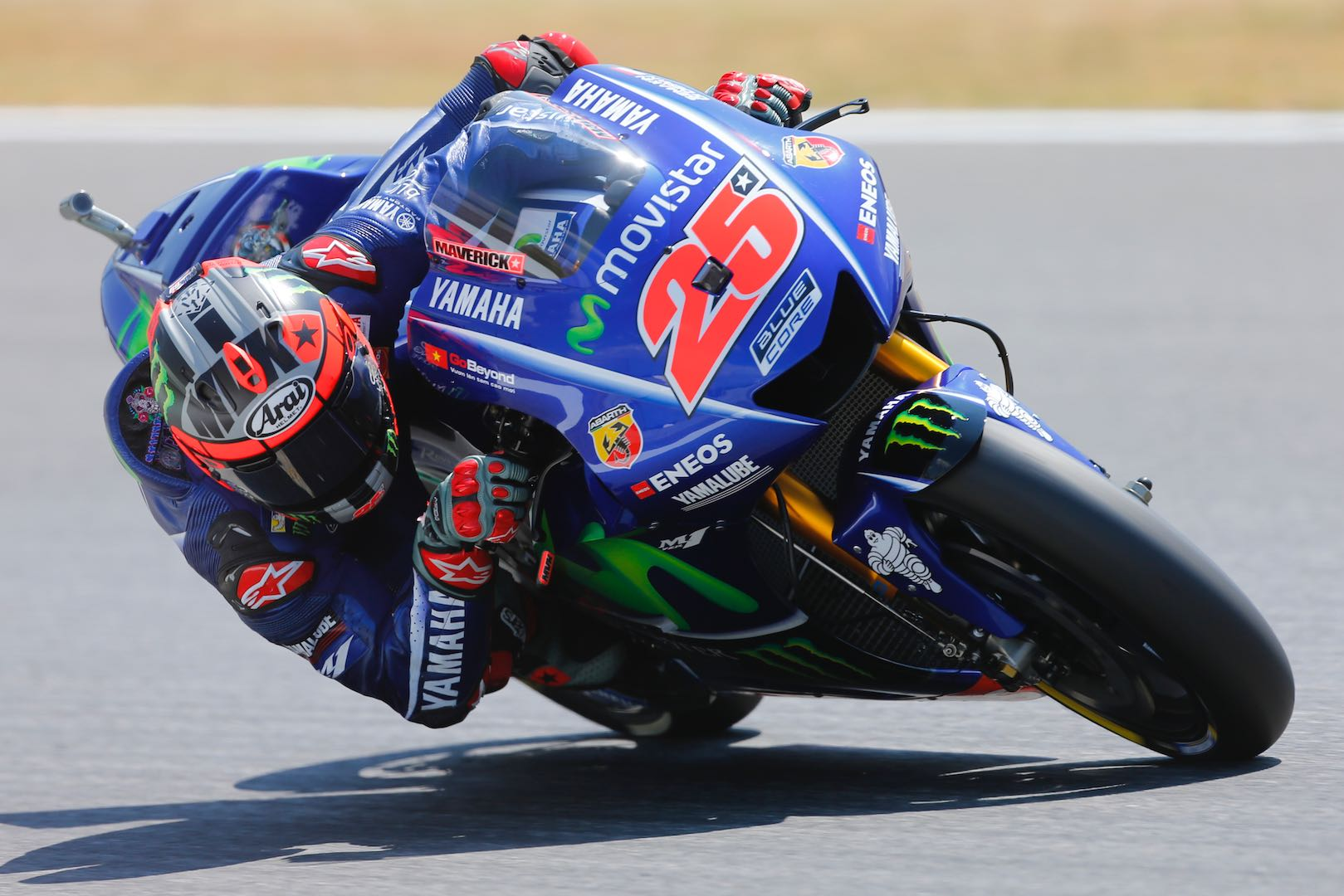 Vinales Signs Two-Year Yamaha Extension