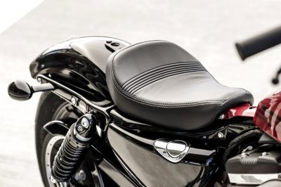 2018 Harley-Davidson Forty-Eight Special seat height