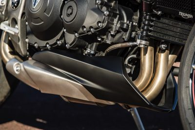 2018 Triumph Speed Triple RS Cowl