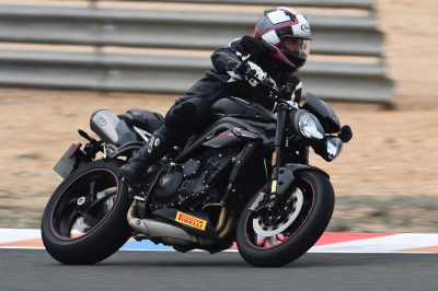 2018 Triumph Speed Triple Test