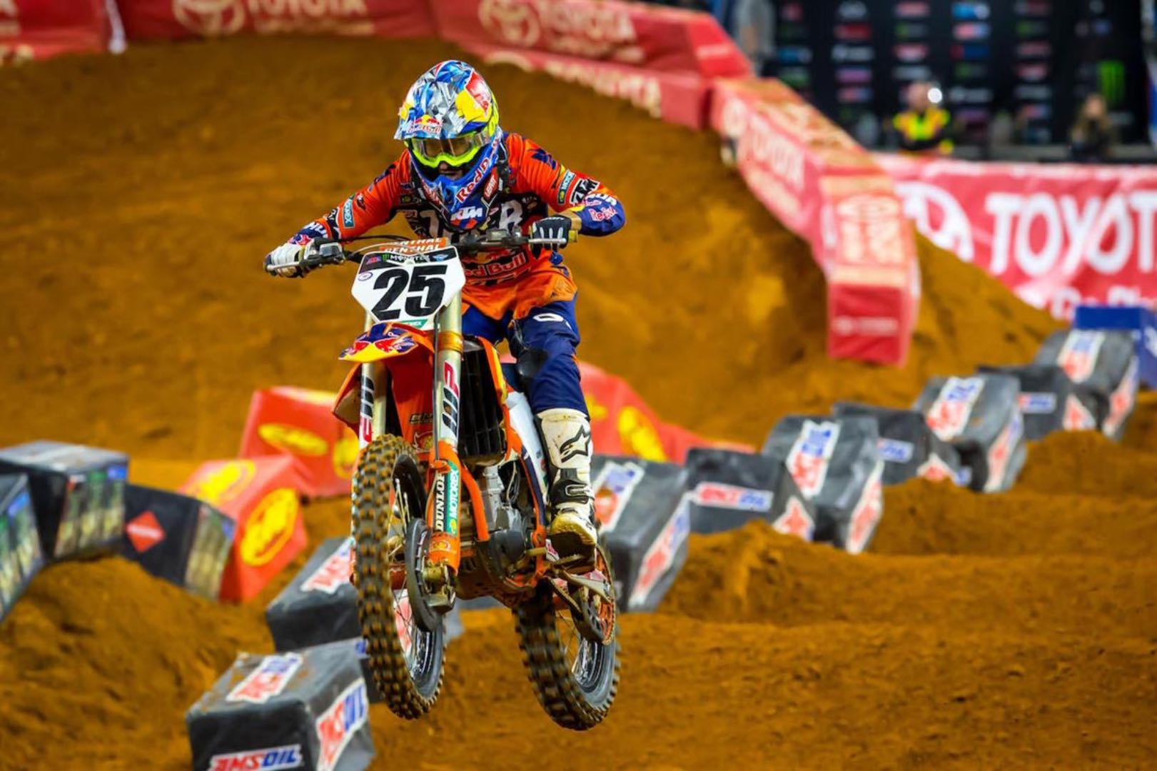 2018 Arlington Supercross Results KTm's Marvin Musquin