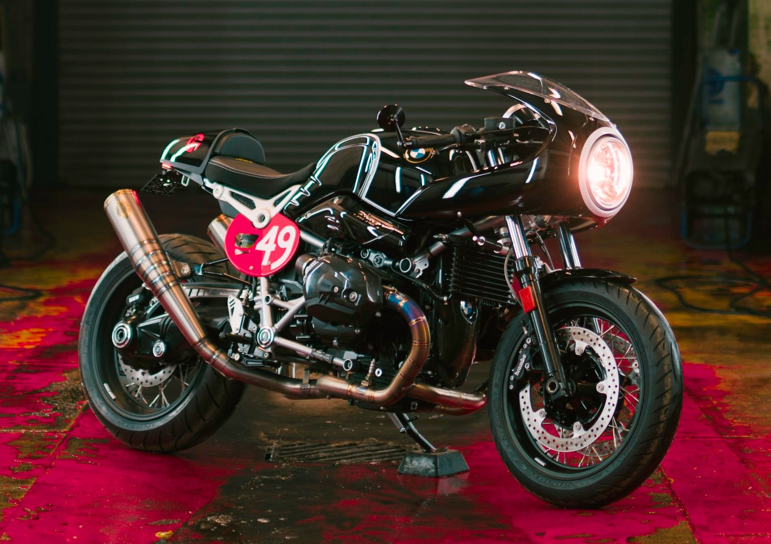 BMW Bespoke Build: Debut R nineT Customized Winner Announced Wollaston LTD